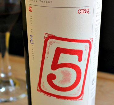 Cepas Elegidas Cinq, 2009 Red Wine