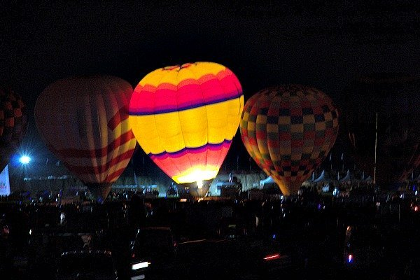 Albuquerque Balloon Fiesta: Ten Tips1
