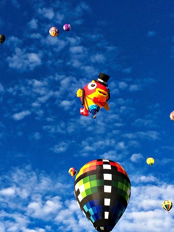 Albuquerque Balloon Fiesta: Ten Tips3