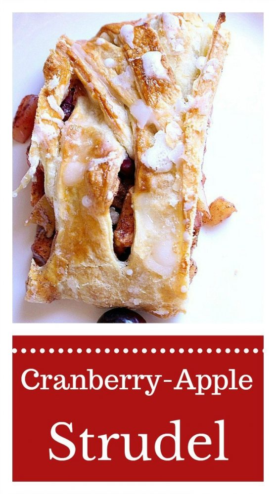Cranberry-Apple Strudel16