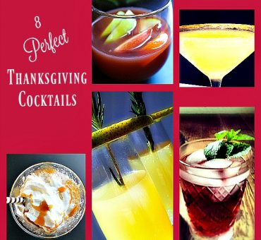 Eight Perfect Thanksgiving Cocktails