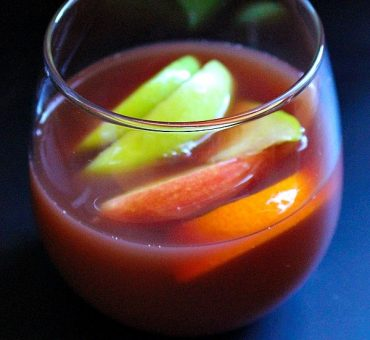 Harvest Apple Sangria