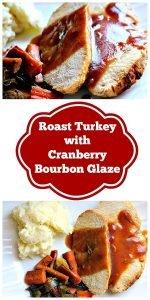 Roast Turkey with Cranberry Glaze12