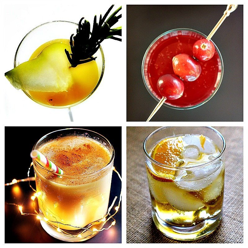 Ten Perfect Thanksgiving Cocktails