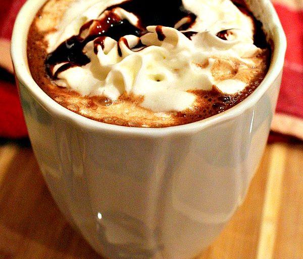 Marshmallow Mocha & A Ninja Coffee Bar®