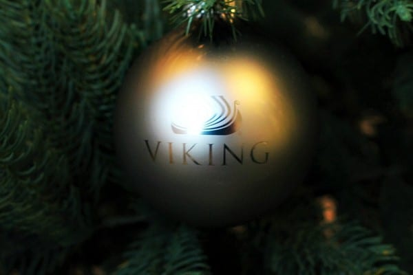 Vking River Cruise ornament
