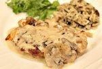 Chicken-with-Mushroom-Tarragon-Cream-Sauce-