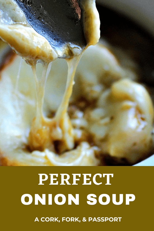 Perfect Onion Soup Recipe