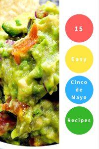 15 Easy Cinco de Mayo Recipes 2