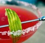 Strawberry Limeade Margarita 12
