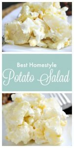 Best Homestyle Potato Salad