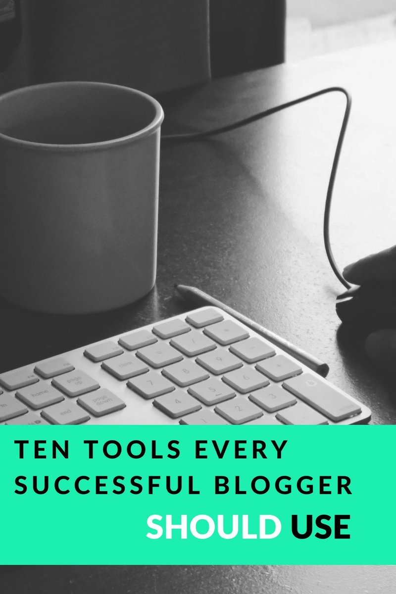 Ten tools every successful blogger should use for security and SEO to increase Google ranking and domain authority.