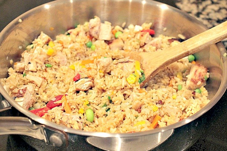 Ling Ling Fried Rice7