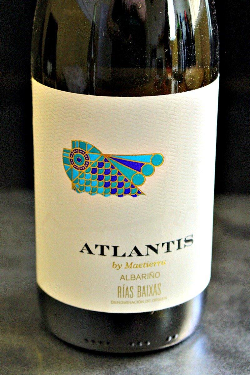 Vintae Atlantis Albariño Wine2