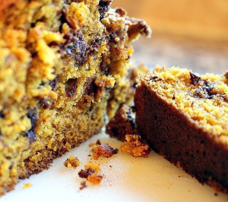 Chocolate Chip Pumpkin Bread7
