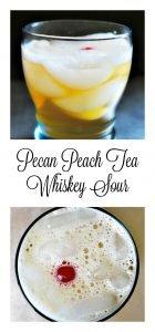 Pecan Peach Tea Sour14