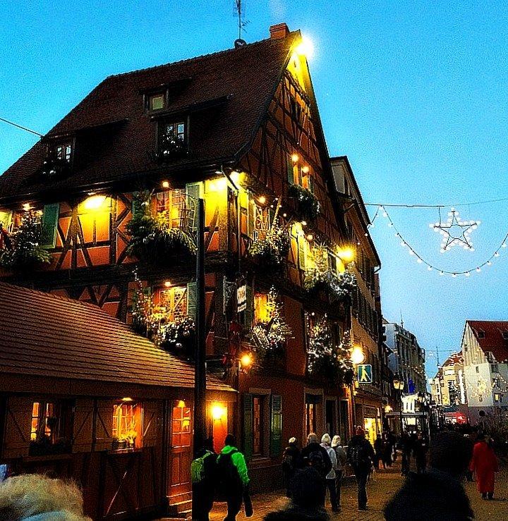Christmas Markets on a Viking Rhine River Cruise