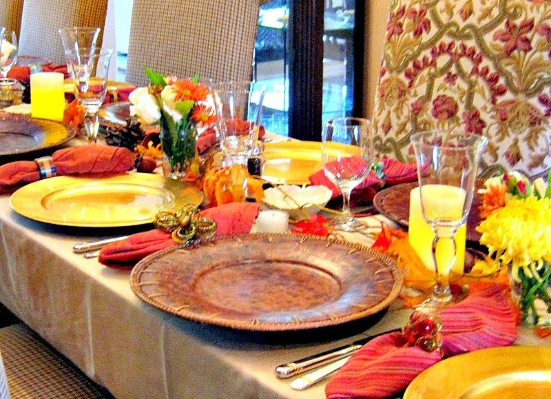 Gorgeous Thanksgiving Table Ideas2