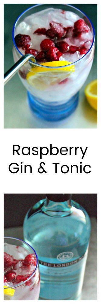 Raspberry Gin & Tonic5