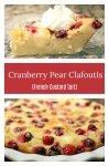 Cranberry Pear Clafoutis7