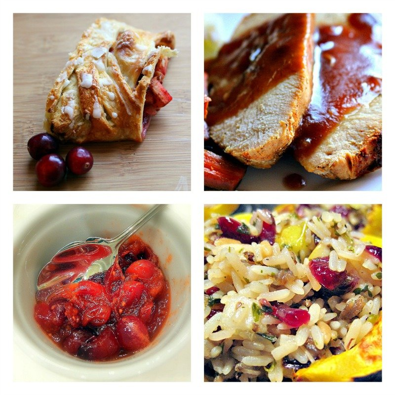 Ten Cranberry Recipes for Thanksgiving2