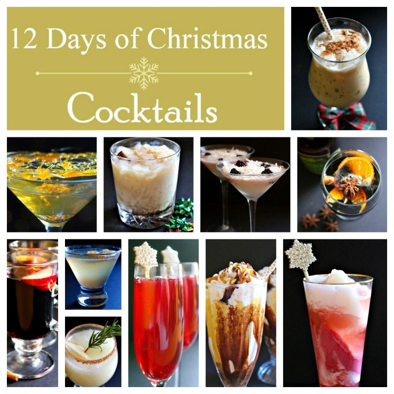 12 Days of Christmas Cocktails Day 11