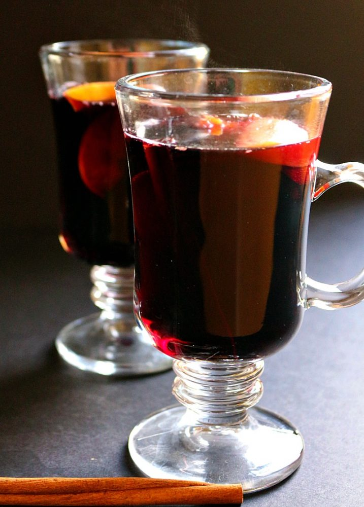 Amaretto Mulled Wine1