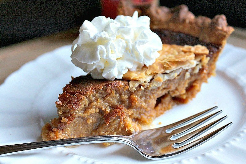 Bourbon Sweet Potato Pie12