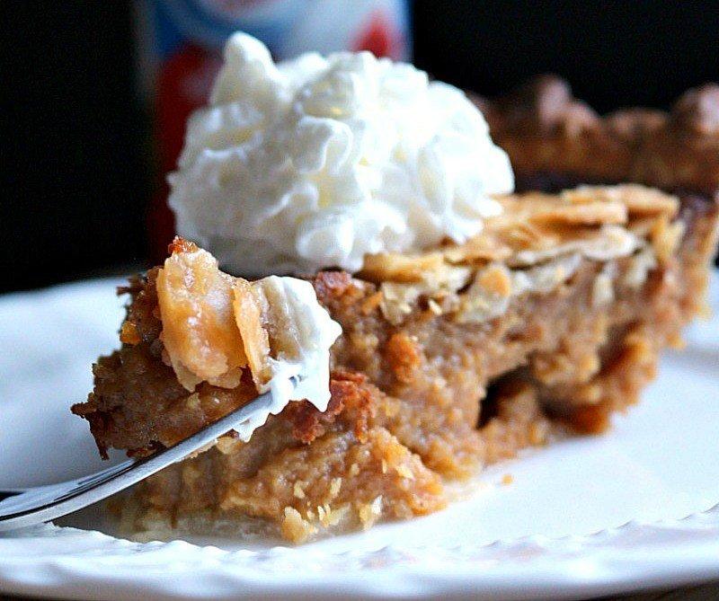 Bourbon Sweet Potato Pie13