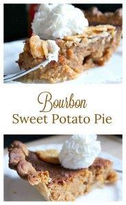 Bourbon Sweet Potato Pie14