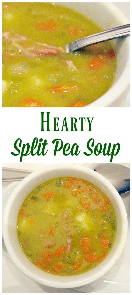 Hearty Split Pea Soup8