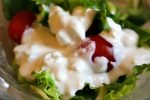 Buttermilk Basil Blue Cheese Dressing4