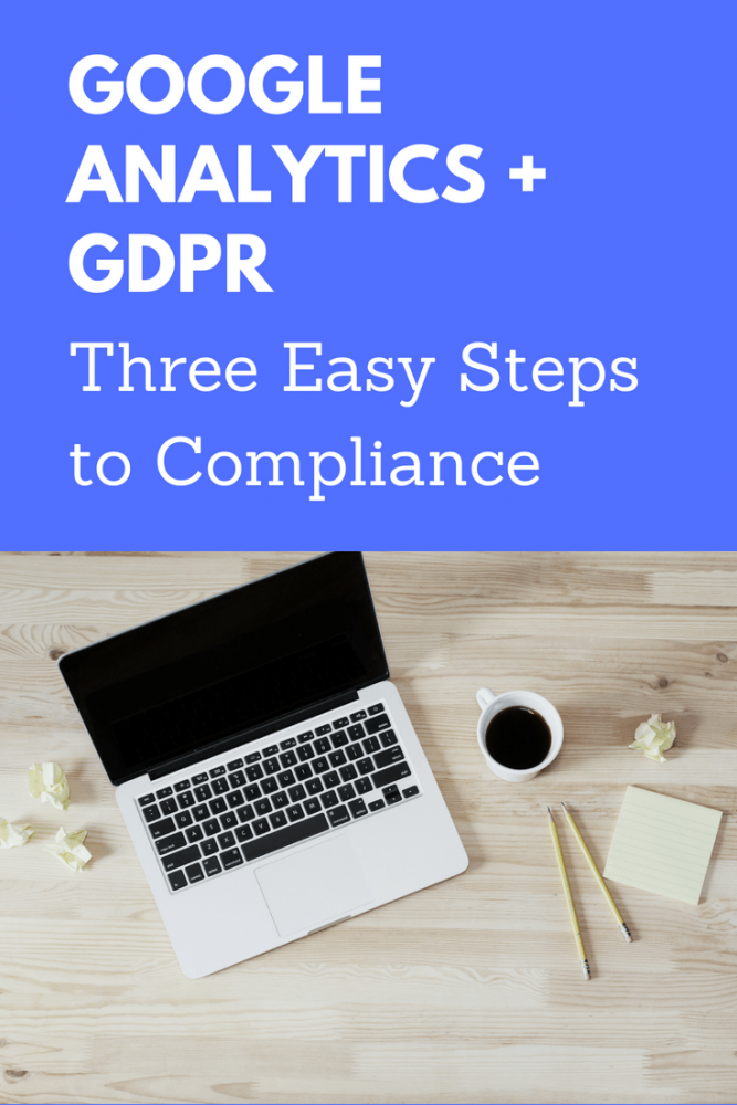 Google Analytics + GDPR3