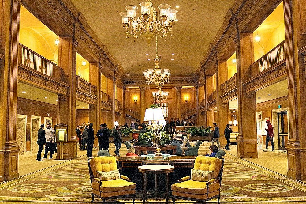 Fairmont Olympic Hotel Seattle10