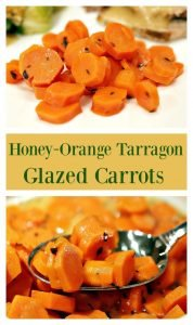 Honey Orange Tarragon Glazed Carrots6