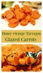 Honey Orange Tarragon Glazed Carrots6