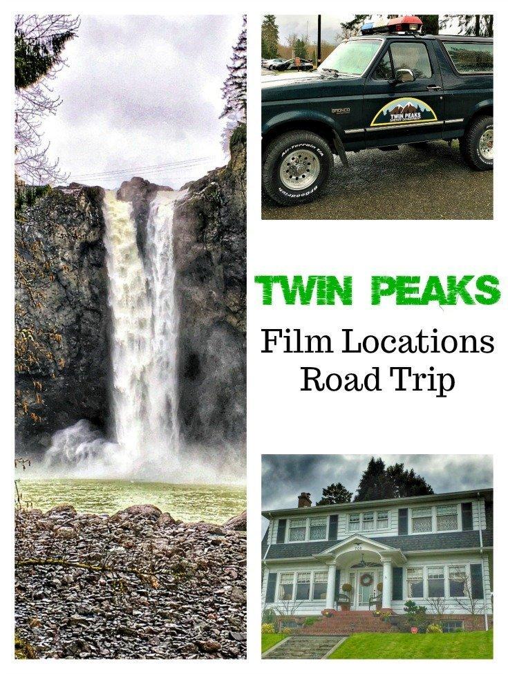 Twin Peaks Film Locations Road Trip