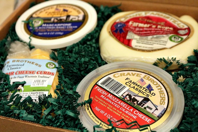Last Minute Holiday Gourmet Gift Ideas7 Crave Brothers Cheese