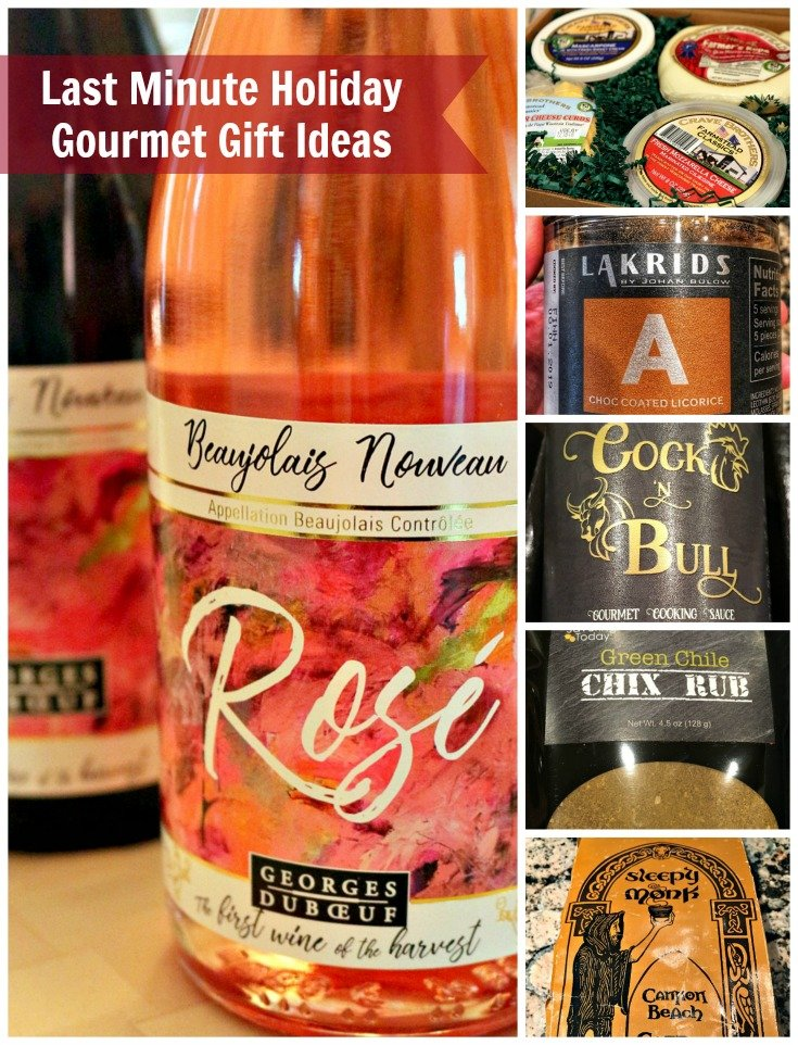Last Minute Holiday Gourmet Gift Ideas8