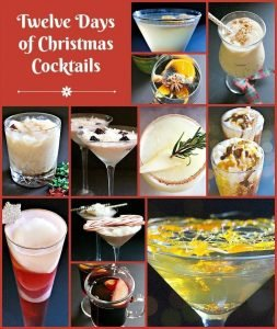 Twelve Days of Christmas Cocktails1