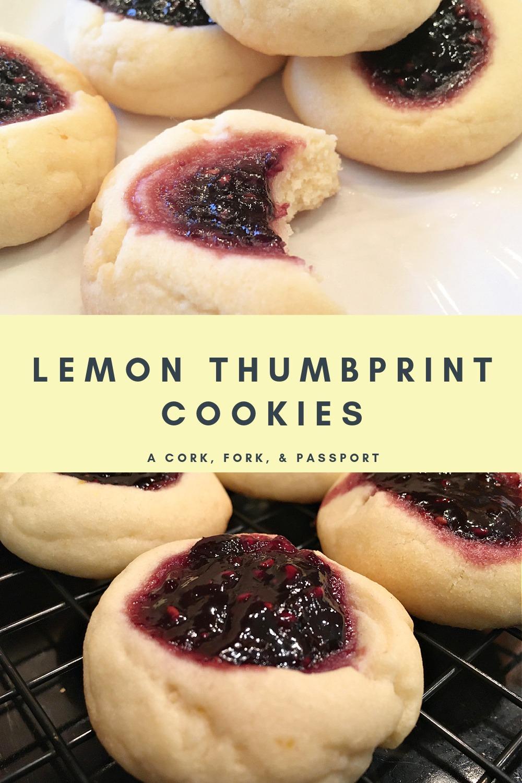 Amazing Lemon Thumbprint Cookies1