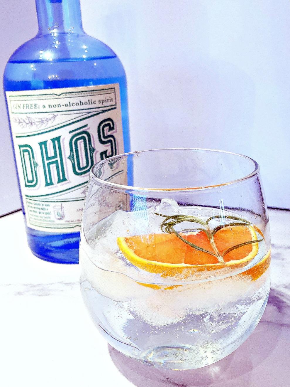 Orange Rosemary Gin & Tonic Mocktail4