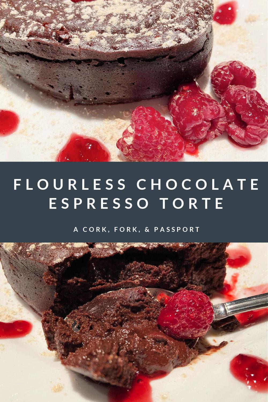 Flourless Chocolate Espresso Torte1