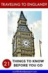 21 Things to Know About Traveling To England5