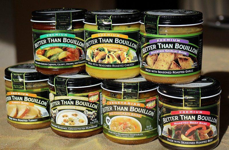 Better Than Bouillon Flavor Varieties