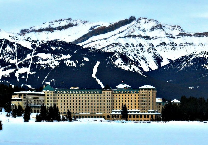 Chateau Lake Louise JCohn