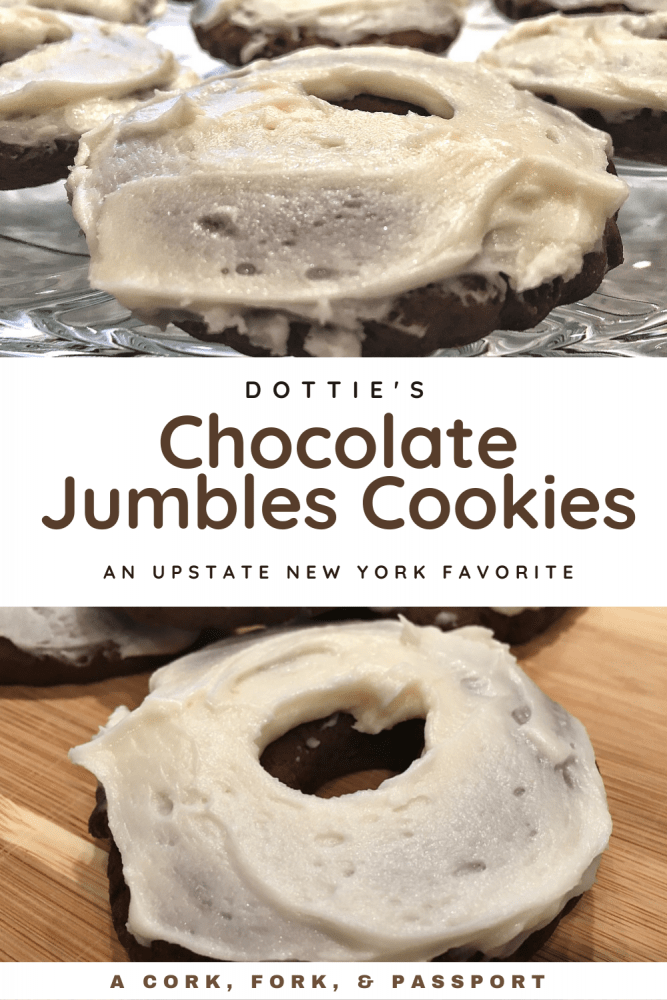 Dottie's Chocolate Jumbles