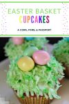Easter Basket Coconut Cupcakes2
