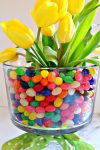 DIY Easter Jelly Bean Centerpiece8