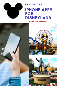 Essential Iphone Apps For Disneyland